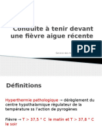 Infectieux4an-Td Fievre Aigue Charaoui