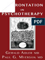 Confrontation in Psychotherapy