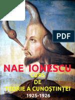 NaeIonescu-CursDeTeorieACunostintei