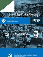Marxismo y Terías Motivacionales