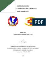 Referat Anestesi Andrew Paago