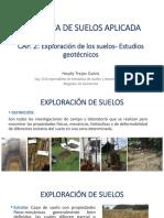 Exploracion de suelos