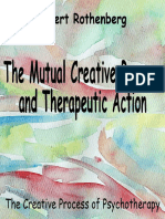 Mutual Creative Process and Therapeutic Action