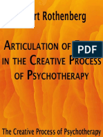 Articulation of Error in the Creative Process of Psychotherapy
