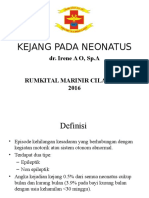 Kejang Pada Neonatus Dr. Irene