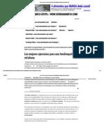Los Mejores Ejercicios Para Una Tendinopatía Rotuliana _ Entrenamiento