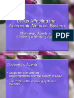 Cholinergic Blockers