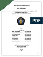 Seminar Akhir Departemen Emergency