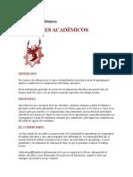 Encuadres Académicos