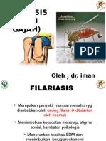 Penyuluhan Filariasis Pkm Waihaong