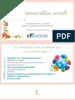 communication sociale - chatainier cassandra  1   2