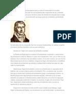 Nos Proponemos en Pocas Páginas Trazar Un Esbozo Comprensible de Las Ideas Fundamentales de Hegel
