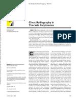 Chest Radiology in Polytrauma Yang Dimajukan