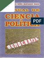 Manual de Ciencia Politica Miroquesada