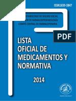 CCSS medicamentos 2014