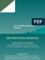 Criterios Inspección veterinaria Tarapoto