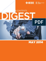 Publications Contents Digest 2014 May