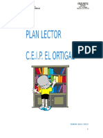 Plan Lector Ceip El Ortigal