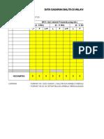 Contoh Format Lap Gizi