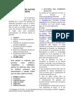 Los Gobiernos de Factos en Los Paises Andinos Mejorado