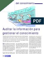 Auditar la informaciónpara gestionar el conocimiento.pdf