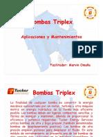 Bombas Triplex 1