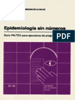 Epidemiología Sin Números