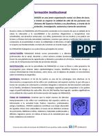 Brochure Institucional PANAACEA