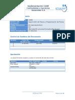 PE-CAM-MUS-PM13 Supervisión de Plazos y Programación de Planes