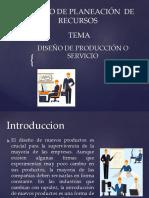 Diseño de Producto o Servicio
