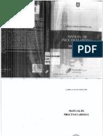 Manual Derecho Procesal Laboral