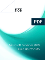 Microsoft Publisher 2010 Product Guide