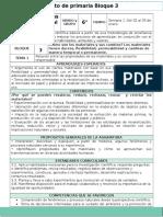 Sexto de Primaria Bloque III Ciencias Naturales 2016-2017