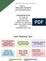 Teori Donald Super