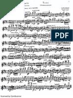 Thais Violino e Piano