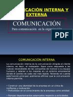 comunicacioninternayexterna-120308062957-phpapp01