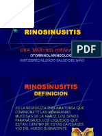Rino Sinusitis
