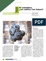 El Aràndano. ¿Un cultivo del futuro?