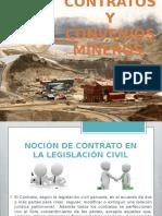 Contratos y Convenios Mineros