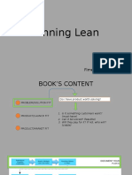 Lean Start Up - Part 1