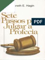 SETE PASSOS PARA JULGAR A PROFECIA OTIMO.pdf