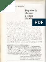 Jaramillo,Roberto Luis. de Puebo a Villa