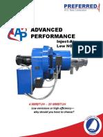 P1628 Brochure Quemadores Preferred
