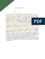 Propuesta Articulo 13 Constitución CDMX