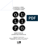 Oulipo - Literatura Francesa