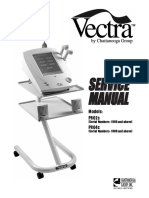 Vectra PRO Service Manual2C4C - 79607A