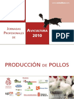 Memorias Jornadas Profesionales de Avicultura 2010