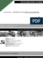 Terrorismo - Realidad Peruana