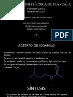 Acetato de Isoamilo