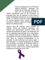 Farmacologia y Periodico Mural No Violencia Contra La Mujer